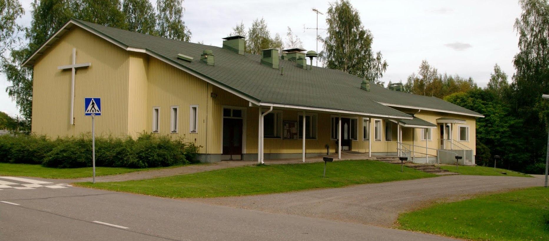 Könönpellon seurakuntatalo